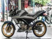 Thế giới xe - Yamaha Vixion 150 hoàn toàn mới có bản vành vàng