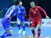 """Bí mật trong phòng thay đồ khiến ĐT futsal Việt Nam  """" lột xác """""""
