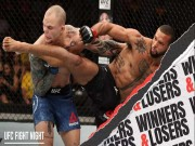 Dao 2 lưỡi: Võ sỹ MMA ra đòn hiểm, chưa hại người đã tự hại mình