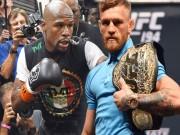 Tái đấu ở MMA, McGregor sẽ tiễn Mayweather vào  vô thức  trong 35 giây