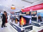 LG đang dẫn đầu thị trường TV 4K cao cấp siêu mỏng
