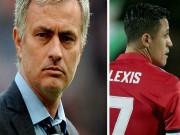 """Bóng đá - Sanchez & lời nguyền số 7 ám ảnh: Thành bại ở """"sư phụ"""" Jose Mourinho"""