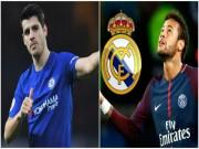 """Bóng đá - PSG: Cấm Neymar tới Real, mua """"bom xịt"""" Chelsea 70 triệu bảng thay Cavani"""