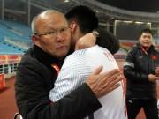 """U23 VN: Kém tiếng Việt, HLV Park Hang Seo dùng chiêu  """" độc """"  nhớ tên học trò"""