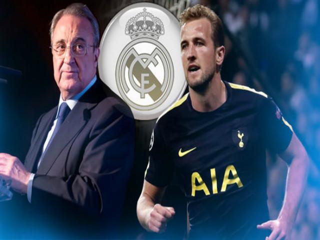 "Harry Kane 24 tuổi, 100 bàn: Real thèm khát, Perez phải ""trảm"" Ronaldo"