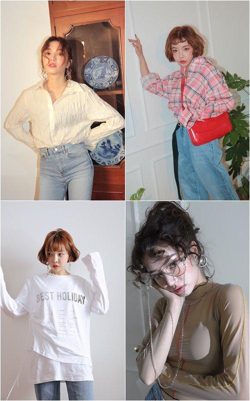 Cập nhật luôn và ngay 3 xu hướng để mặc đẹp như gái Hàn - 1