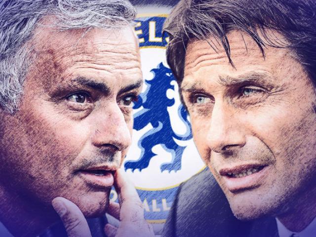 """Bi kịch HLV Chelsea: Không nhìn gương Mourinho, Conte """"điếc không sợ súng"""""""
