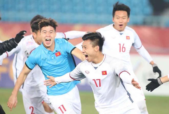 Nhìn lại 10 năm thành công bóng đá trẻ Việt Nam: Những cột mốc chói lọi - 2