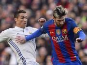 """Messi săn Quả bóng vàng: Vượt xa Ronaldo, xây  """" ngọn núi kỳ vĩ """""""