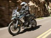 """Thế giới xe - """"Hổ"""" Triumph Tiger 800 2018 công bố giá bán chính thức"""