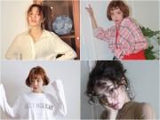 Cập nhật luôn và ngay 3 xu hướng để mặc đẹp như gái Hàn