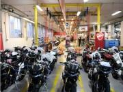 Tận mắt dây chuyền sản xuất động cơ siêu xe Ducati Panigale V4 mới