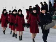 """Mỹ nữ Triều Tiên  """" đổ bộ """"  Hàn Quốc"""