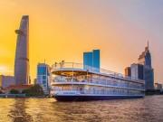 Hồng Ngọc tái hợp cùng Mr. Đàm đón năm mới trên du thuyền triệu đô