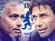 """Bóng đá - Bi kịch HLV Chelsea: Không nhìn gương Mourinho, Conte """"điếc không sợ súng"""""""