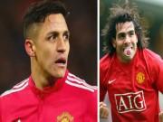 Bóng đá - Rooney ví Sanchez là Tevez 2.0: Năng nổ, nhiệt huyết, nâng tầm Lukaku