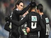 Sochaux - PSG: Thẻ đỏ, hat-trick  &  sức mạnh hủy diệt