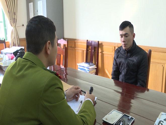 """Cặp vợ chồng """"hờ"""" từ Hà Nội xuống Phú Thọ trộm cắp xe máy - 1"""