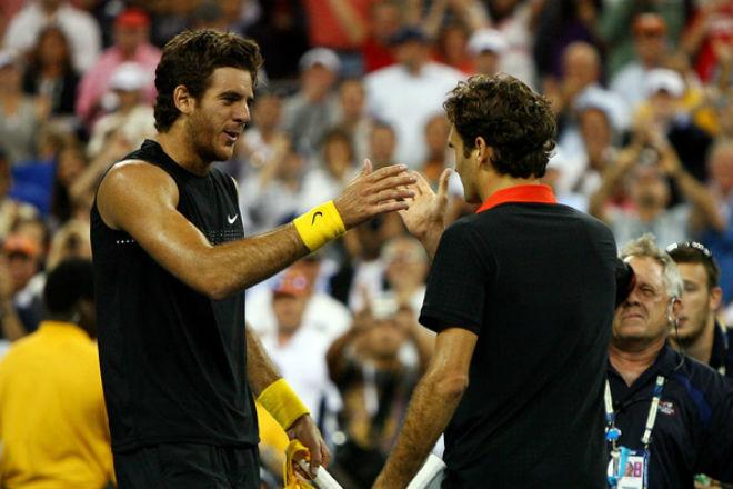 """Del Potro và khoảnh khắc """"đốn tim"""" triệu fan: Federer cũng phải nể phục - 1"""