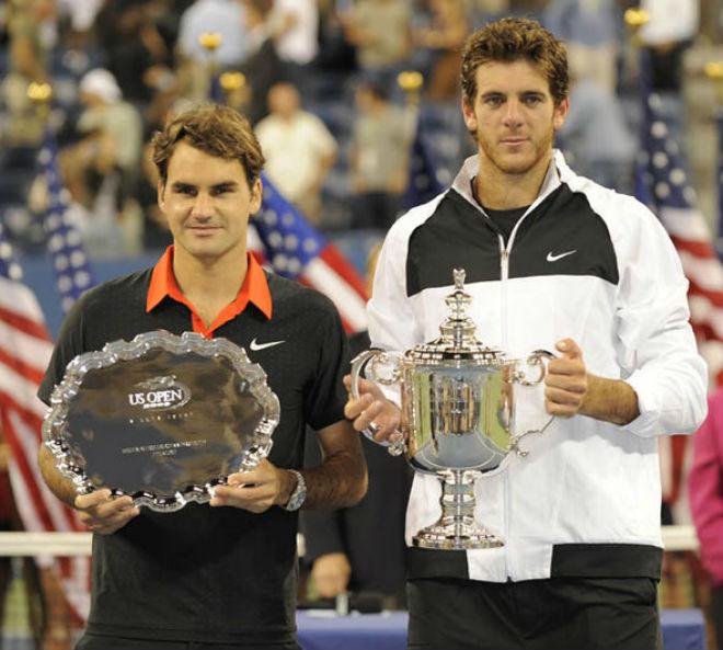 """Del Potro và khoảnh khắc """"đốn tim"""" triệu fan: Federer cũng phải nể phục - 2"""