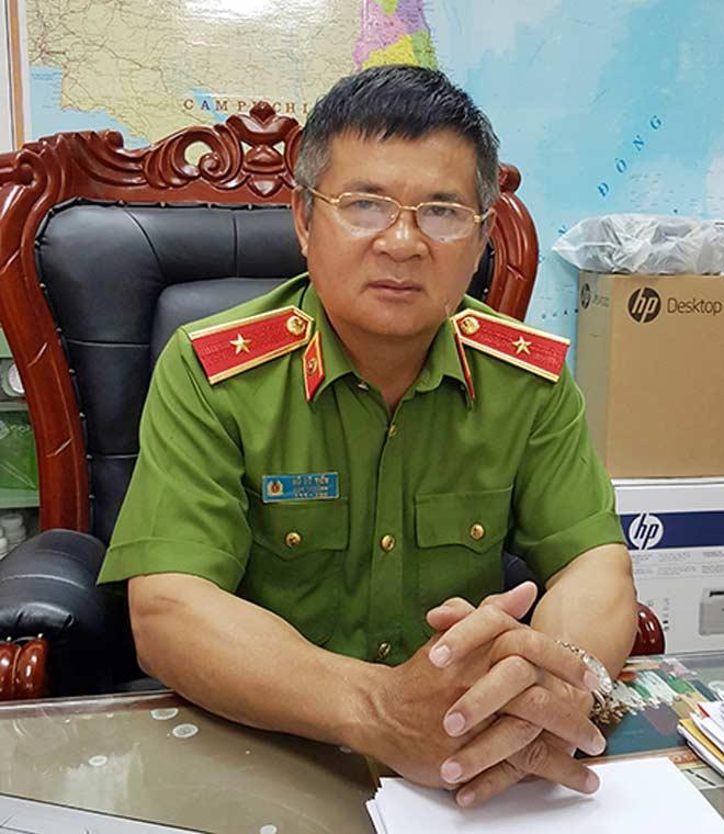 Thiếu tướng Hồ Sỹ Tiến và duyên nợ với nghề đánh án - 2