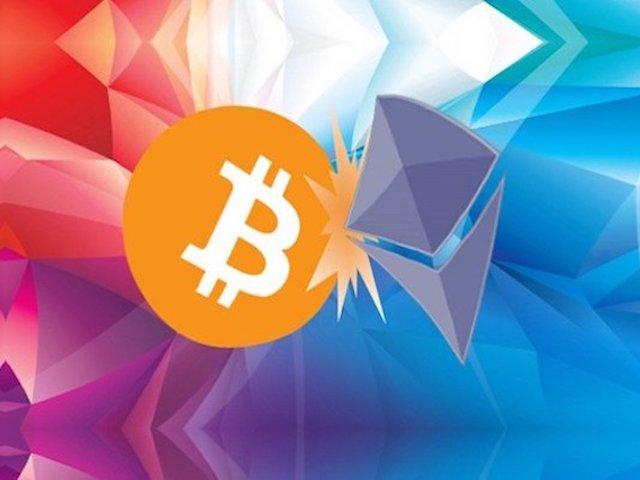 ethereum bitcoin battle 1518069198 793 width640height480 Hàng ngàn thiết bị kết nối Internet vừa dính mã độc đào tiền ảo Monero