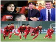 """"""" Điểm nóng """"  V-League 2018: U23 Việt Nam so tài cựu SAO MU, Miura"""