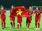 Tết đủ đầy của các cô gái vàng bóng đá Việt Nam