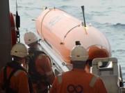 """Điều lạ sau vụ tàu tìm kiếm MH370 cố ý  """" mất tích """"  3 ngày"""