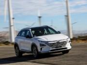 Ô tô chạy điện Hyundai Nexo sắp về Việt Nam?