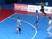 Việt Nam - Uzbekistan: Siêu phẩm đại bác, xả thân đến cùng (Futsal)