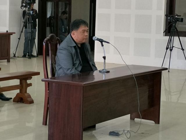 """Kẻ đe dọa Chủ tịch Đà Nẵng lí giải câu """"nợ máu phải trả bằng máu"""""""