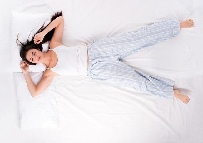 Tư thế ngủ nào tốt cho sức khỏe - 2