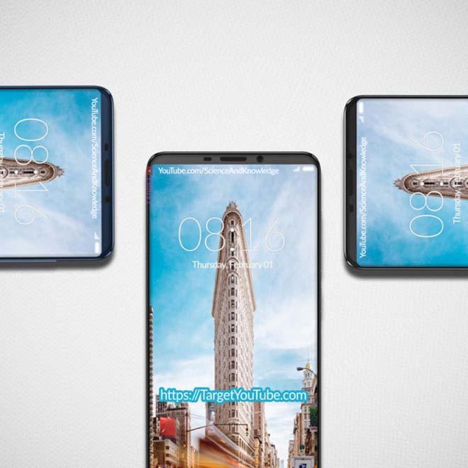 """Xiaomi Redmi Note 5 bại lộ hình cực chất - Galaxy S9 cũng phải """"ngả mũ"""" - 1"""