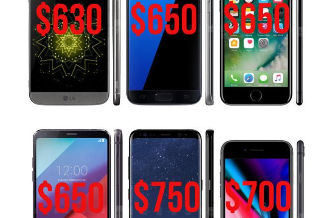 Thị trường smartphone có phải đương xuống dốc? - 2