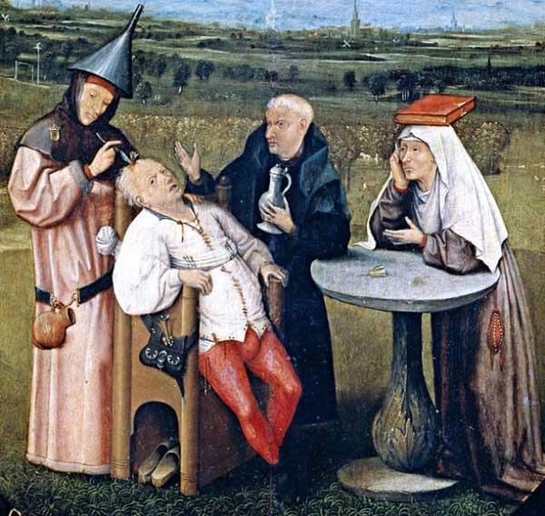 Sởn gai ốc với 8 phương pháp chữa bệnh kỳ dị của người xưa - 2