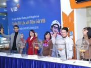 VIB công bố gần 300 khách hàng gửi tiết kiệm trúng thưởng đợt 1