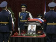 3 vạn người tới tiễn đưa phi công Su-25 thiệt mạng