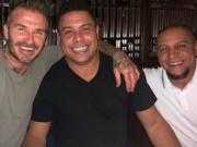 Rô béo, Beckham, Carlos tái ngộ: Sởn gai ốc nhớ về  Dải ngân hà 1.0