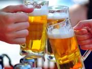 Sức khỏe đời sống - Uống bao nhiêu rượu bia để không phải đi viện ngày Tết?