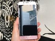 Trên tay Galaxy J7 Pro hồng: Màu đẹp, giá vừa túi tiền