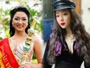 """Hoa hậu Nguyễn Thị Huyền:  """" Cằm lẹm là di truyền nhà em nhé. """""""