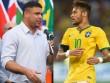 """Real """"tử chiến"""" PSG, Ro béo giục mua Neymar, Ronaldo """"nóng mắt"""""""