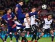 """Chi tiết  Valencia - Barcelona: Rakitic """"nã đạn"""" kết liễu (KT)"""