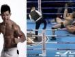 """Trọng tài 6 múi """"hổ báo"""" nhất thế giới: Đá vỡ mặt võ sỹ, quật ngã HLV"""