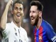 """Messi """"bỏ túi"""" 2 danh hiệu: Ronaldo tập trung Cúp C1, giữ sức World Cup"""
