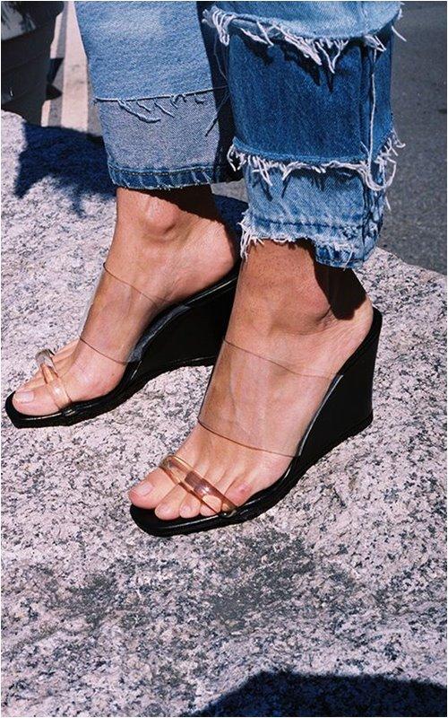 Bầu bí, Miranda Kerr vẫn tỏa sáng tựa nữ thần với giày trong suốt - 12