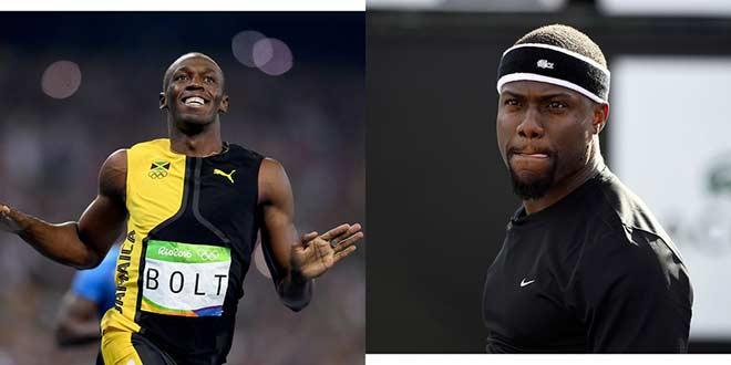 Usain Bolt tửu sắc quá độ, chạy 100m thua danh hài - 1