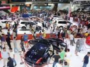 """Thị trường ô tô năm 2018:  """" Buồn """"  cho xe nhập khẩu"""