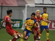 Tampines Rovers - SLNA: Tuyệt phẩm sút xa, mở hội đất khách